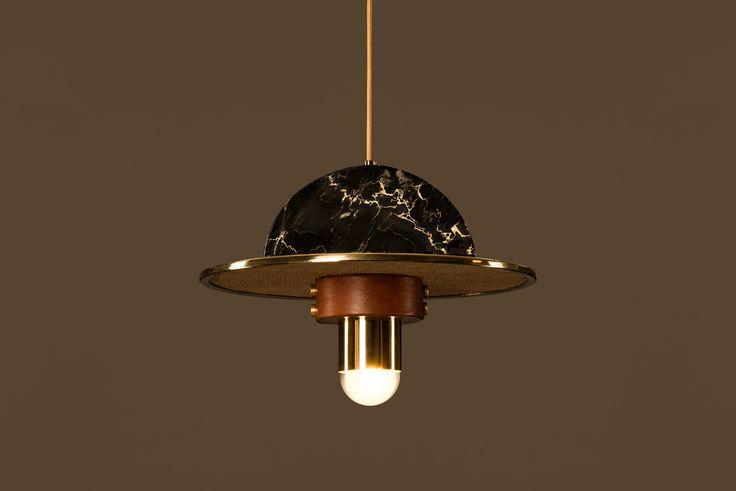 Masquespacio Designs Shade Lamp for RACO | Yellowtrace