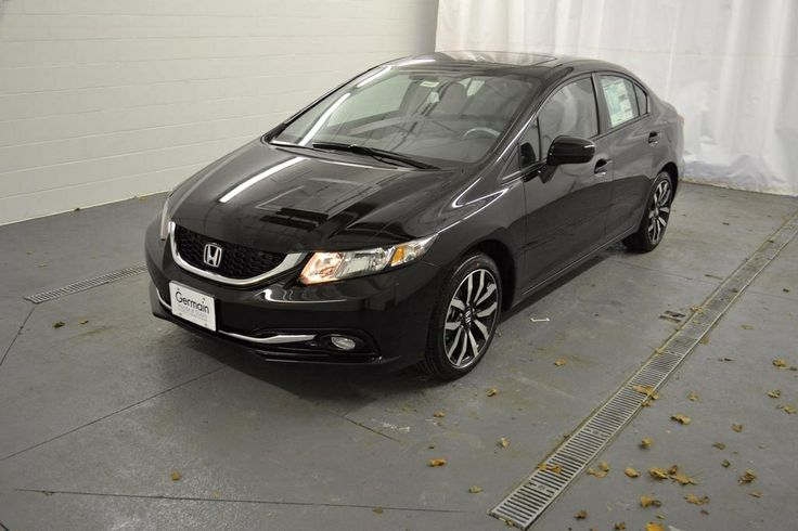 The new 2014 Civic Sedan is just the sedan you're looking for. Check out this New 2014 #Honda Civic EX-L Sedan!