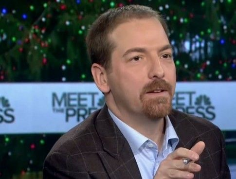 11/03/15  7:24a  NBC  ''Meet The Press'' Chuck Todd explained that the mainstream media has sold out facts for access. Todd said that he allows guests to lie on ''Meet The Press'', because if he didn't,  Republicans would refuse to be on his show.politicususa.com