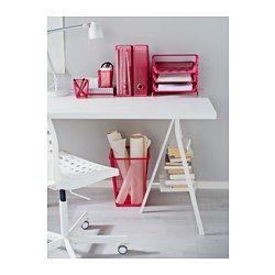 DOKUMENT Zeitschriftensammler 2 St. - rosa - IKEA