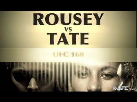 Countdown to UFC 168: Rousey vs. Tate II | mma wmma