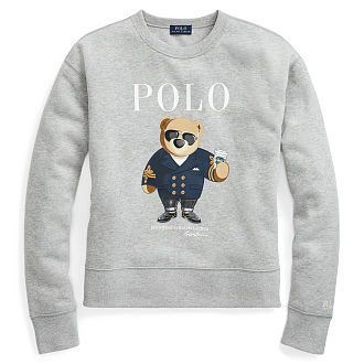 Polo Ralph Lauren - Sweat en molleton Polo Bear