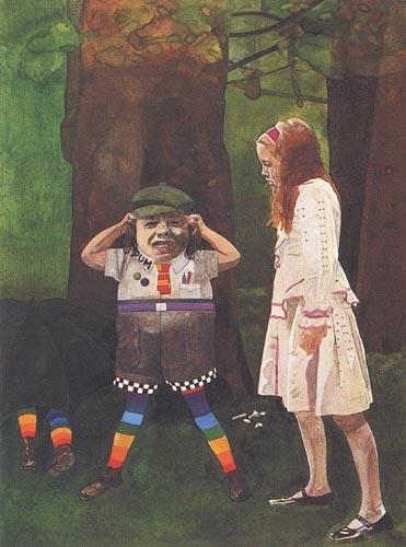 Alice by Sir Peter Blake