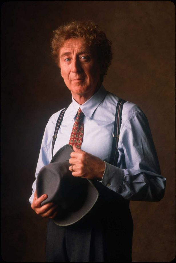 Gene Wilder, aka Jerome Silberman Photo: Andrew Eccles, A&E / handout slide