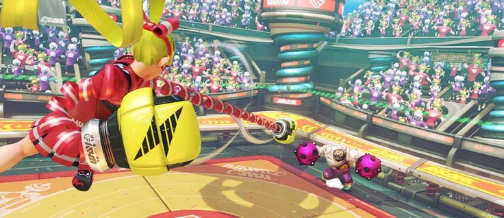 All New! ARMS - Nintendo Switch Nintendo (Video Game) - Complete Guide- how to enjoy it!  All New!ARMS - Nintendo Switch Nintendo (Video Game)  Use me and get this all newbiefor your lovely ones  Use meto get this  About the product:-  Fight via simple motion and button controls  Select from a variety of fighters  Fight in arenas with unique obstacles  Choose your arms carefully  Rated E10 w/ Cartoon Violence  Use meto get this  Special offers and product promotions  Platform:Nintendo…