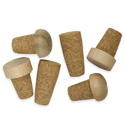 35 best images about repurpose common recyclables on for Wine cork replacement