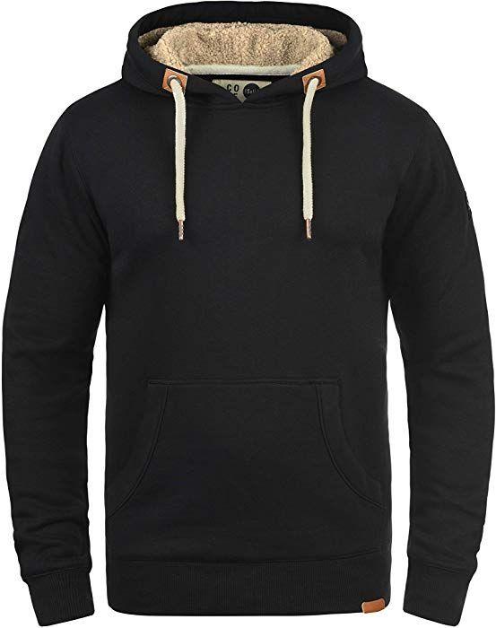 Solid TripHood Pile Herren Kapuzenpullover Hoodie Sweatshirt
