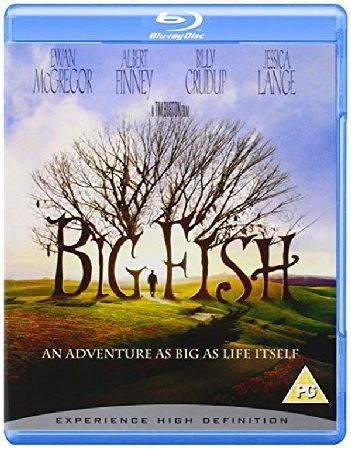 BIG Fish Tim Burtons fantasy-drama is based on the novel by Daniel Wallace and adapted for the screen by John August. A dying Edward Bloom (Albert Finney as the old man and Ewan McGregor as the younger) has al http://www.MightGet.com/january-2017-12/big-fish.asp