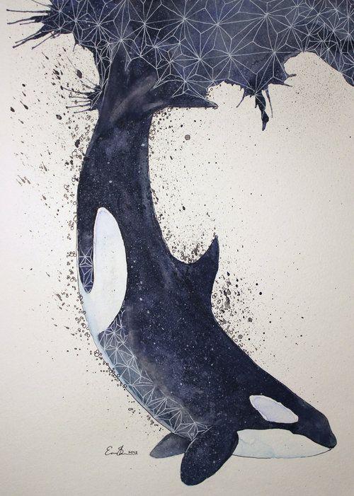 Orca by Erik Sherman