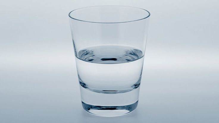 Is Your Glass Half Empty or Half Full?