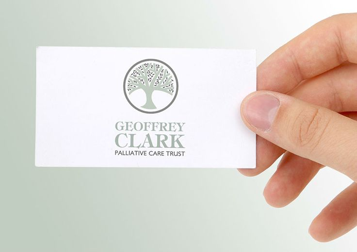 Charity Logo and Website Design At Source Studio we were asked to come up with a new identity for the Geoffrey Clark Palliative Care Trust. A range of logo options were presented and the preferred was a tree within a circle. This was felt to convey the nature of the Trusts business. The website design was a clean and simple execution using powerful, beautiful and striking photography.