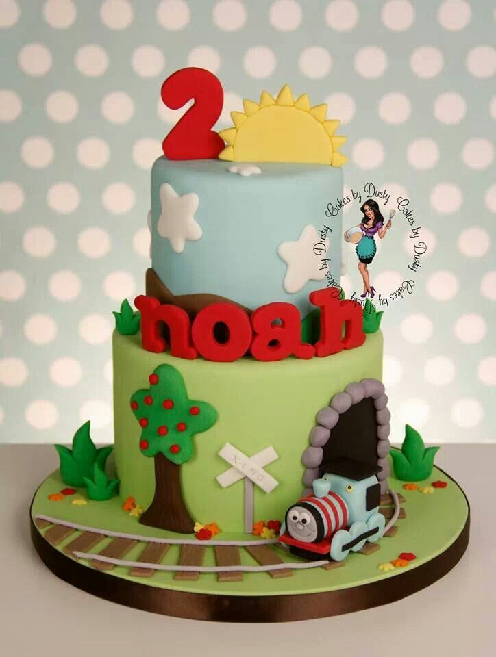 78 best images about Train cakes on Pinterest | Thomas the ...