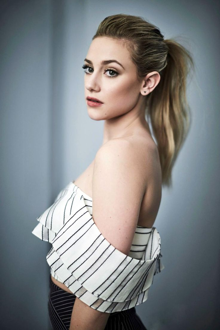 [Lili Reinhart] Rose Johanson, the sweetest 16 year old girl you'll ever meet. Although she seems like she'd be mean: Average B student, cheerleader, ice skater, friends with the jocks and the 'popular' girls.. She really isn't. She's never spoke a mean word in her life, and once cried when she killed a bug. But she's also extremely helpful, seeing as she's extremely good at psychology.