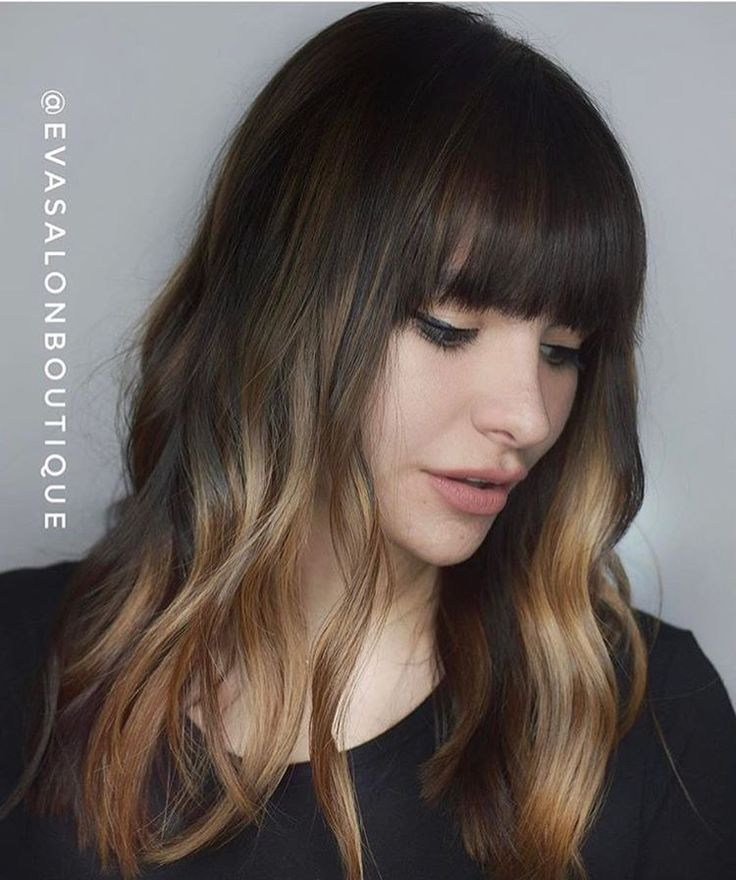 "3,861 Likes, 33 Comments - #MODERNSALON (@modernsalon) on Instagram: ""Balayage color melt ☕️ by @april.eva.glam of @evasalonboutique #hairdressermagic"""