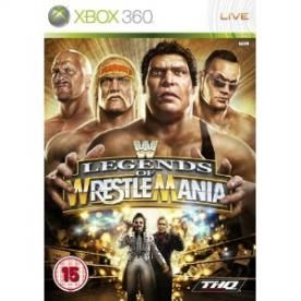 WWE Legends Of Wrestlemania Game Xbox 360 | http://gamesactions.com shares #new #latest #videogames #games for #pc #psp #ps3 #wii #xbox #nintendo #3ds