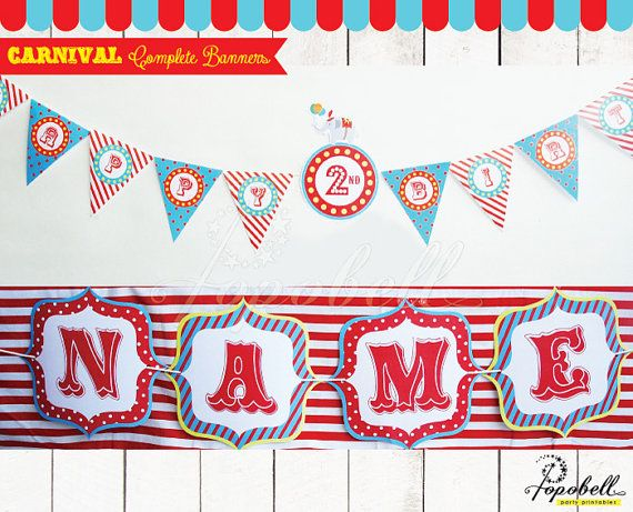 Hey, I found this really awesome Etsy listing at https://www.etsy.com/ca/listing/206609096/complete-circus-banners-with-for-circus