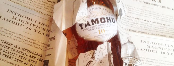 Tamdhu 10 Year Old - from the St Andrews Wine Company's reviews #ScotlandHour #WorldWhiskyDay
