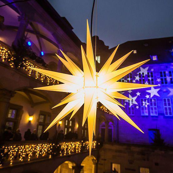 Weihnachtsmarkt - Stuttgart, Germany