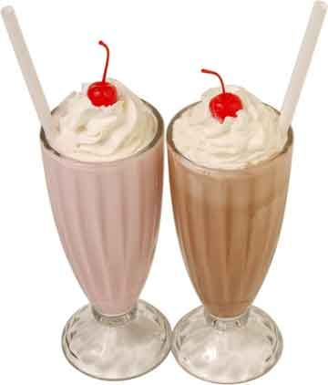 SEO like a chocolate milkshake