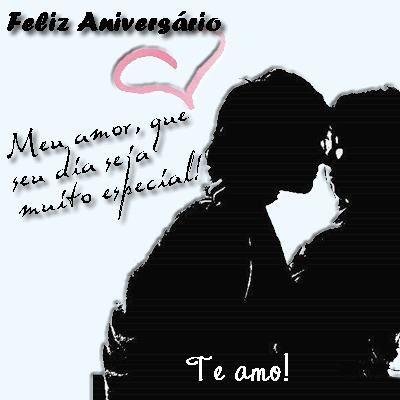 Feliz Aniversário Meu Amor... Te Amo #felicidades #feliz_aniversario #parabens