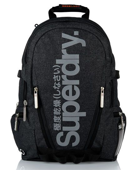 """Superdry Super Marl Tarp Backpack  Use couponcode """"PINME""""  for 40% off all hammocks on maderaoutdoor.com ⛰"""