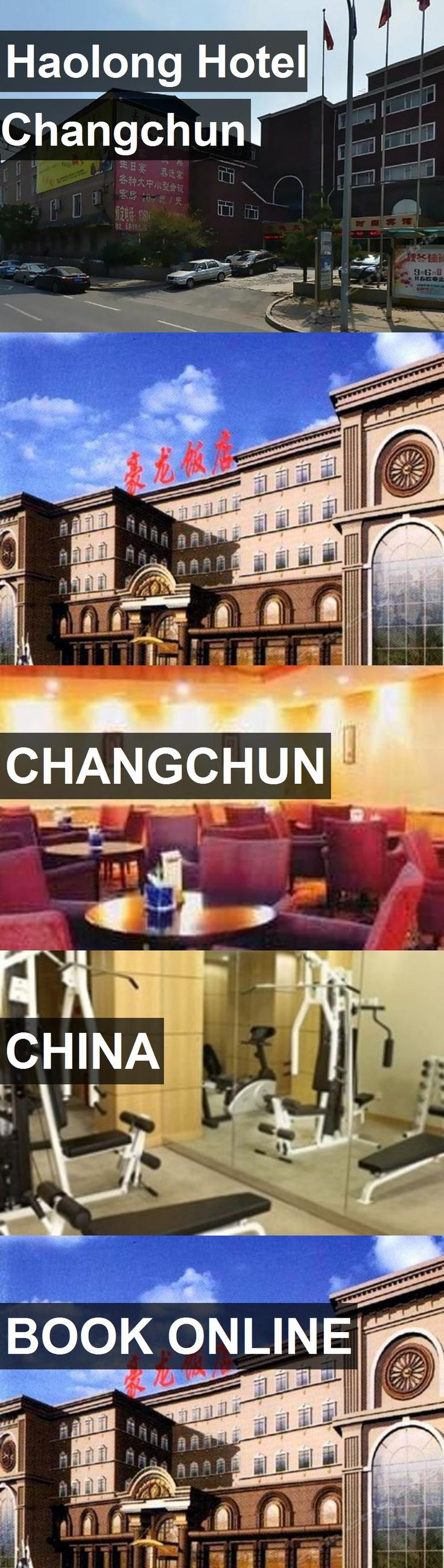 Haolong Hotel Changchun in Changchun, China. For more information, photos, reviews and best prices please follow the link. #China #Changchun #travel #vacation #hotel