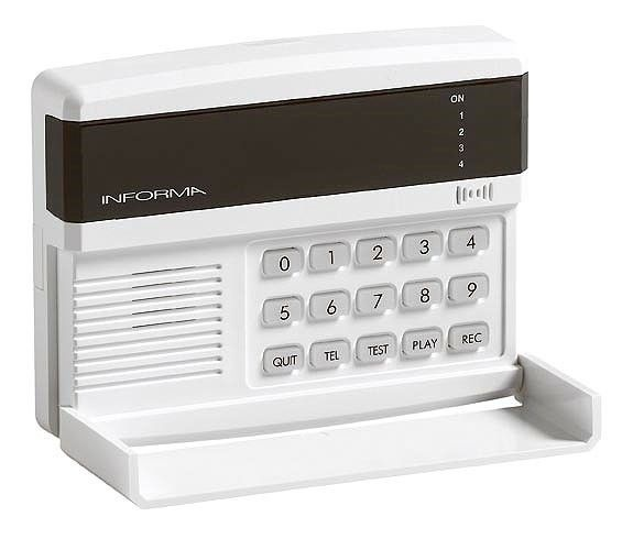 Honeywell ADE Informa Speech Dialler For Burglar Alarm Systems