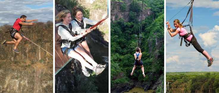Enjoy the thrill of the The Flying Fox, Zip Line & Gorge Swing at a discounted rate on the Adrenaline High-wire Package! Victoria Falls Activity Packages and Deals. To Do Zimbabwe