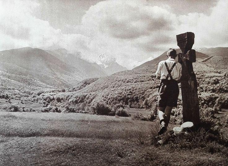 Valea Arpașului, Munții Făgăraș autor Iosif Fischer