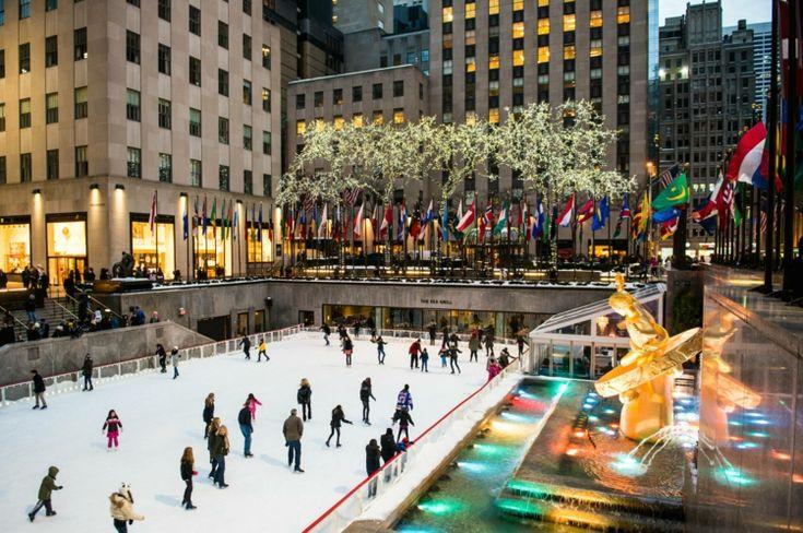 Weihnachten in New York, Sehenswürdigkeiten und Aktivitäten