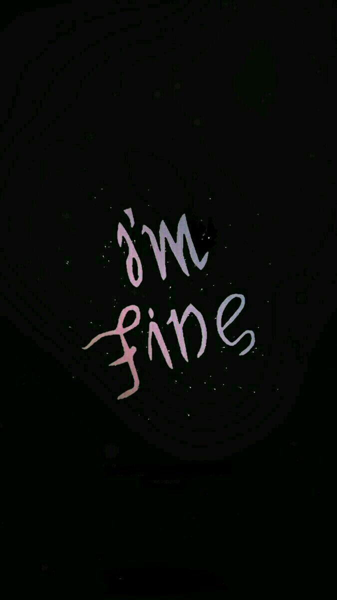 I M Fine Save Me Bts Wallpaper Lyrics Bts Lyric Bts Wallpaper