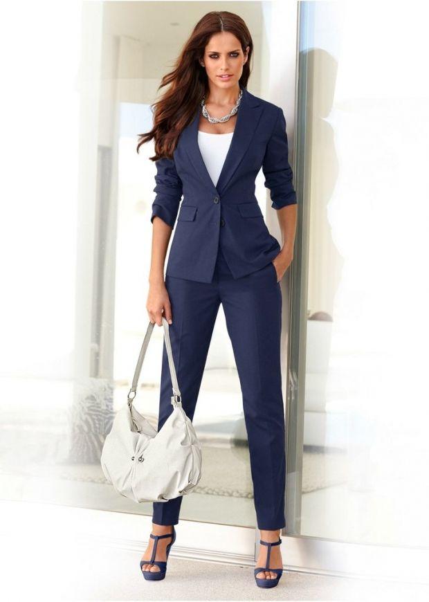 Офисный стиль в одежде - фото