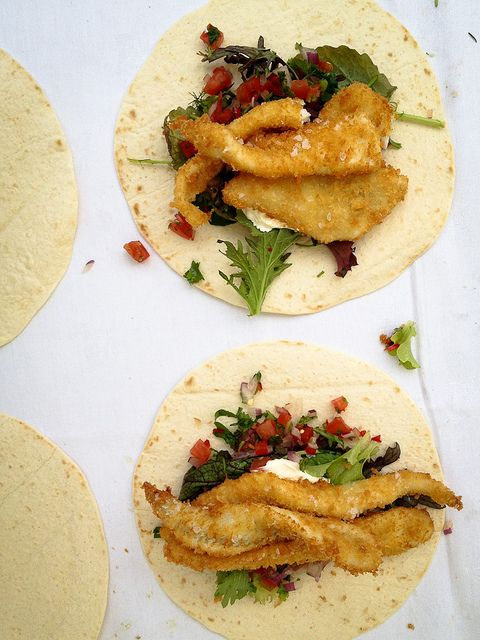 Fish Tacos from Rick Stein by @Monica Forghani Shaw