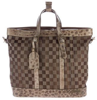 Louis Vuitton Damier Horsehair Cabas Tote w/ Tags