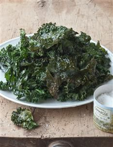 Barefoot Contessa - Recipes - Crispy Roasted Kale