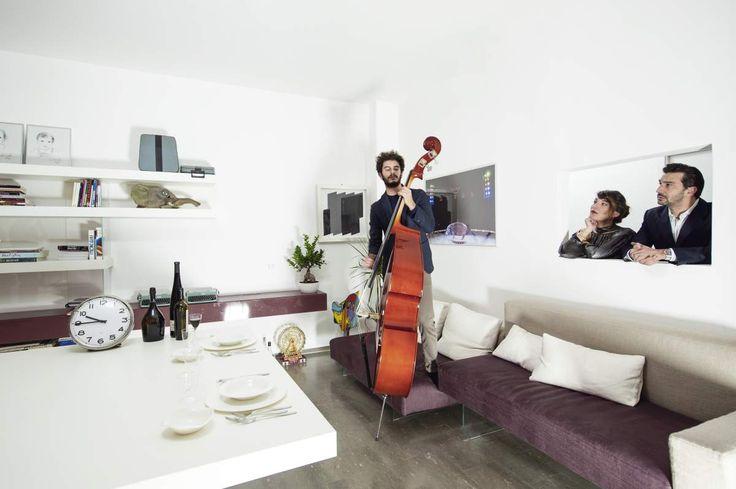 Musica e Design nell'Appartamento Lago di Pescara on Appartamento LAGO  http://appartamentolago.com/pescara/dsc_4499.jpg