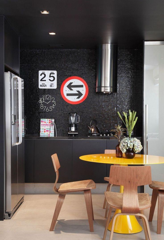 Стильный интерьер кухни 9 кв. метров: принципы организации пространства для комфорта всей семьи (фото) http://happymodern.ru/interer-kukhni-9-kv-metrov/ Kyxnia_9m_18