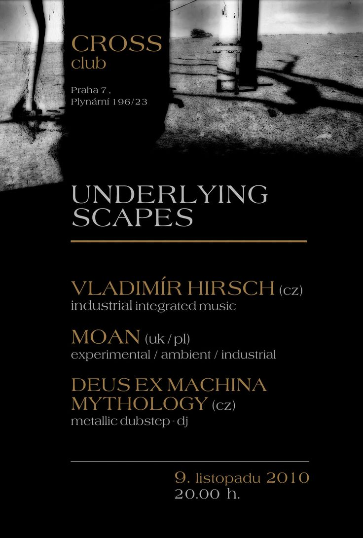 Underlying Scapes - album live premiere