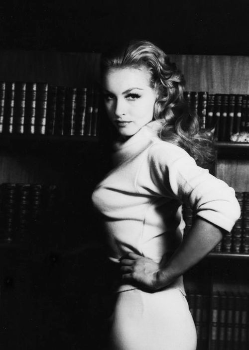 Julie Newmar, 1958    Had the joy of meeting Catwoman as a teenager!  She was just as fabulous even at almost 70!