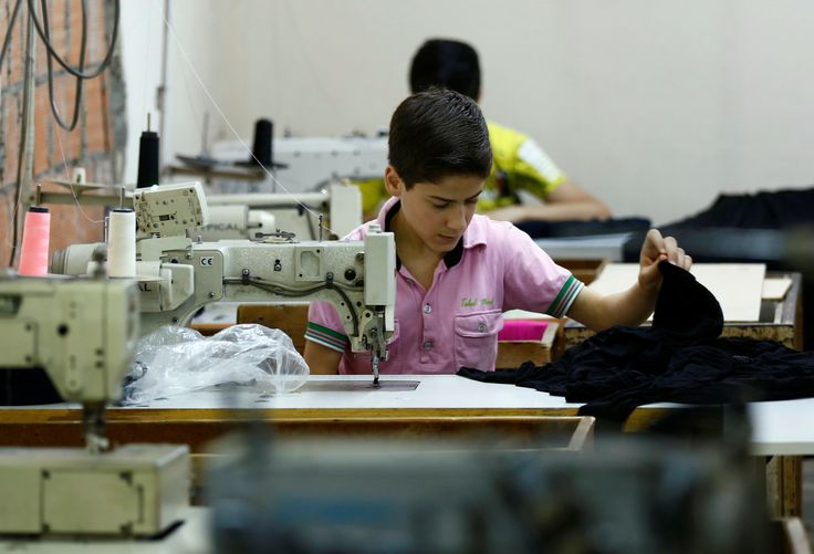 Struggling to scrape by, Syrian refugees take low-paying jobs in Turkey | PBS NewsHour