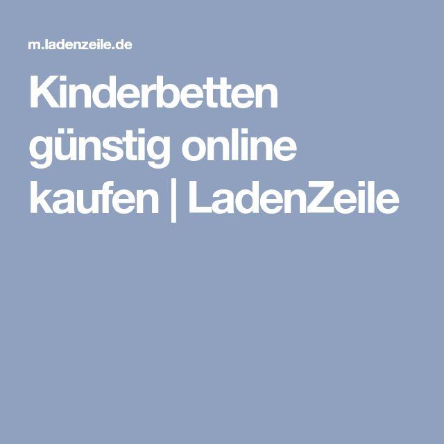Kinderbetten günstig online kaufen   LadenZeile