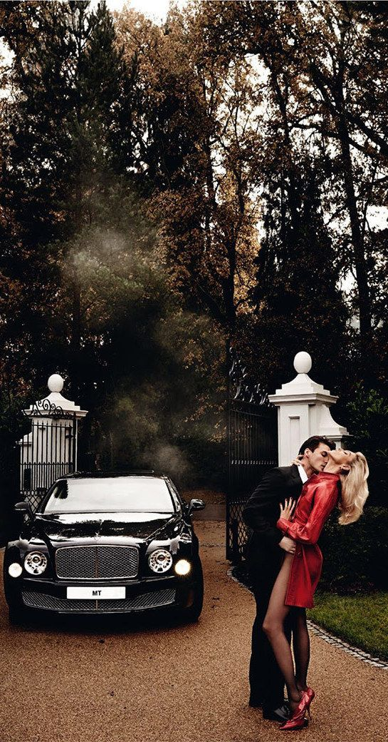 Anja Rubik & Nikolai Danielsen for Vogue Paris April 2015 | luxury lifestyle, fashion, inspirations. More news at http://www.bocadolobo.com/en/news/