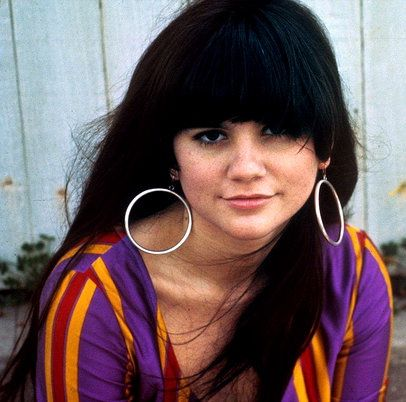 Famous Latina Beauty: Linda Ronstadt (Mexican-American)