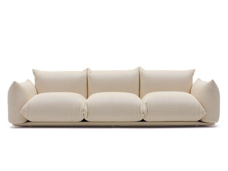 MARENCO Fabric Sofa Marenco Collection By Arflex Design
