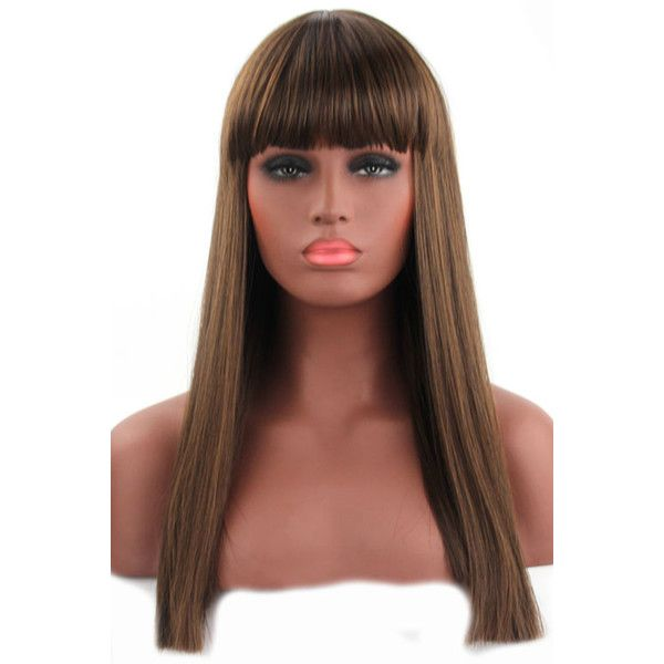 The 25 best highlights on african american hair ideas on directly from china wigs thinning hair suppliers natural looking top quality straight hair highlights for brown hair synthetic long african american pmusecretfo Images