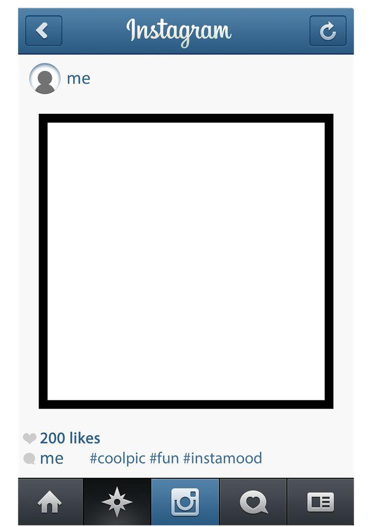 best 25 instagram frame ideas on pinterest instagram photobooth frame instagram photo booth. Black Bedroom Furniture Sets. Home Design Ideas