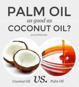 Palm-Oil-Vs-Coconut-Oil ~ I use red palm oil to make popcorn, it has a nice buttery flavor and the only other thing you need to add is sea salt! ~