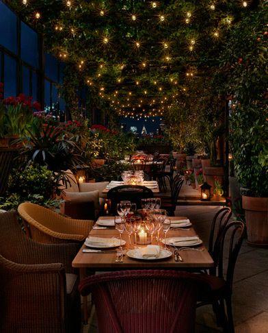 Such a beautiful place!!--Gramercy Terrace, Gramercy Park Hotel, Manhattan, New York City