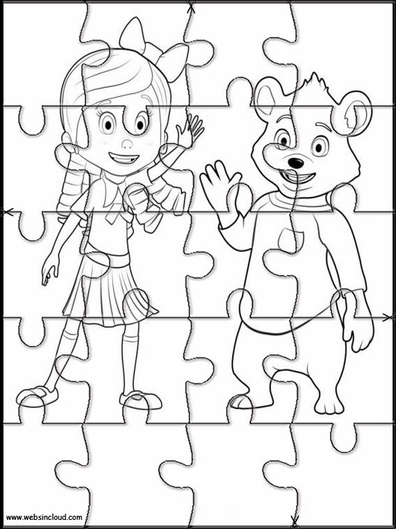 Pin On Puzzles Jigsaw Online Printables