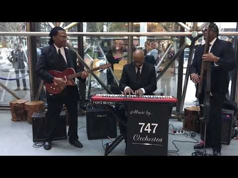 "747 ORCHESTRA - ""Feel Like Makin' Love"" - for your next event and the one after that..."